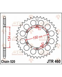 JT Sprockets Rear 39T 520 - JTR460.39