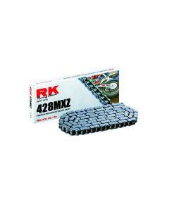 RK CHAIN RK 428MXZ-130 LINKS