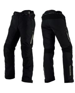 Richa Cyclone  Regular Fit Textile Trousers Black