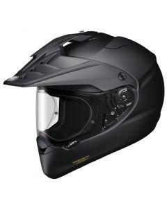 Shoei Hornet Adventure & Dual Sport Helmet  Matt Black Matt
