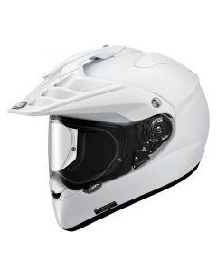 Shoei Hornet Adventure & Dual Sport Helmet   White