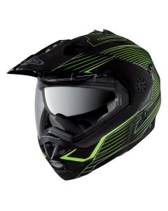 Caberg Tourmax Flip Up Helmet Sonic Matt Fluo