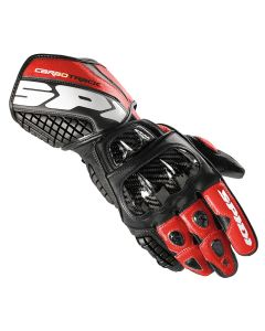 Spidi IT Carbo Track Leather Black/Red