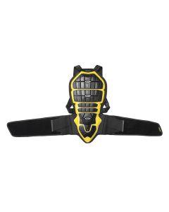 Spidi Back Warrior Body Armour Black/Yellow M