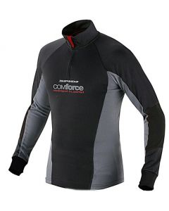Spidi Thermo  Long Sleeve Base Layer Black/Anthracite S