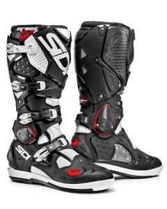Sidi Crossfire 2 SRS Textile Boot Black/White
