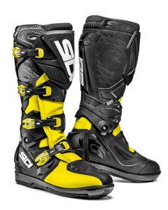 Sidi X3-Xtreme SRS  Boot Yellow/Black