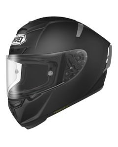 Shoei X-SPIRIT 3 Full Face Helmet  Matt Black Matt