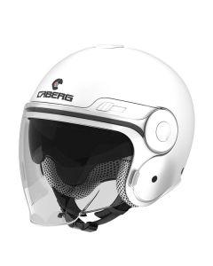 Caberg Uptown Open Face Helmet   White