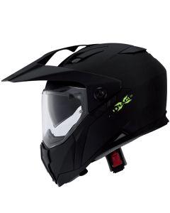 Caberg X-Trace Adventure & Dual Sport Helmet  Matt Black Matt