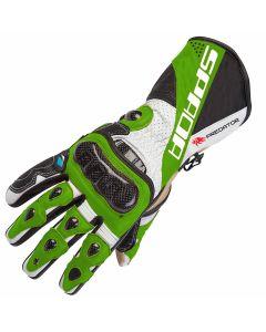 Spada Predator II Leather Black/Green