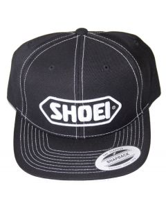 Shoei Acrylic Baseball Cap Black/White One Size