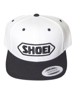 Shoei Acrylic Baseball Cap White/Blue One Size