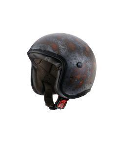 Caberg Freeride Open Face Helmet Rust  Brown