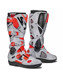 Sidi Crossfire 3 SRS Textile Boot Red/Ash