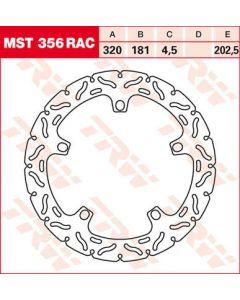 TRW BRAKE ROTOR FIX RAC L/R