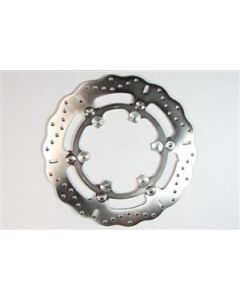 EBC BRAKE ROTOR FLOAT WAVE ABS-FIT