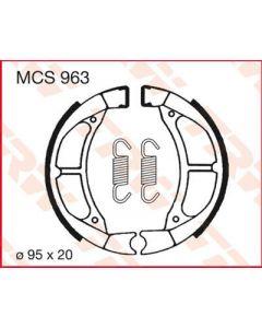 TRW BRAKE SHOES TRW MCS963