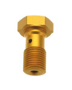 TRW BANJO BOLT GOLD M10X1 BREMBO