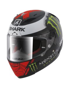 Shark Race-R Pro Monster Helmet Black/Red/White