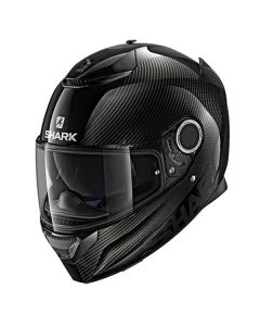 Shark Spartan Carbon Full Face Helmet Skin  Black/Gray
