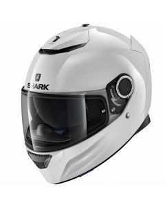 Shark Spartan Helmet Blank  White