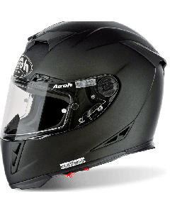 AIROH HELMET GP500 FULL FACE -  MATT BLACK XS