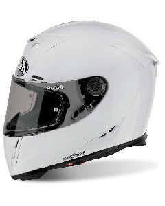 AIROH HELMET GP500 FULL FACE -  WHITE L