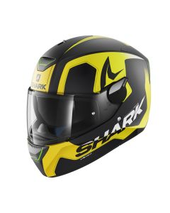 Shark Skwal Helmet Trion Matt Black/Yellow/Yellow