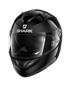 Shark Ridill Full Face Helmet Blank  Black