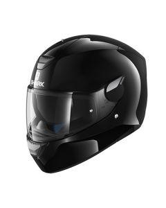 Shark D-Skwal Full Face Helmet Balnk  Black