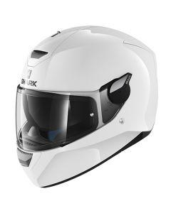 Shark D-Skwal Helmet Blank  White