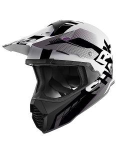 Shark Varial Anger Helmet White/Black/Anthracite