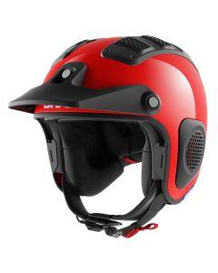 Shark ATV-Drak  Helmet Red