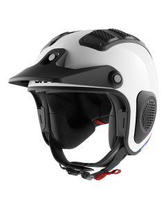 Shark ATV-Drak  Helmet White