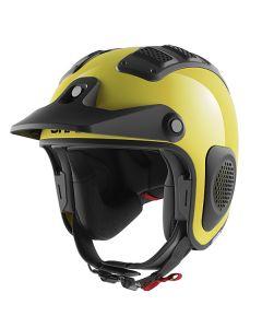 Shark ATV-Drak  Helmet Yellow