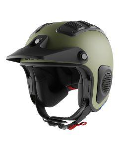 Shark ATV-Drak Mat Helmet Green/Matt/Anthracite