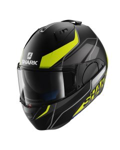 Shark Evo One Full Face Helmet Krono  Black/Yellow/White
