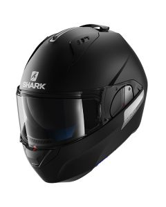 Shark Evo One 2 Blank Helmet Black