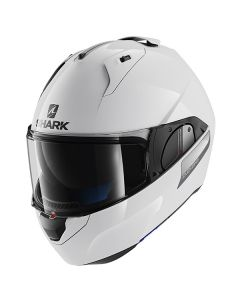 Shark Evo One 2 Blank Helmet White