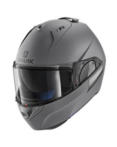 Shark Evo One 2 Blank Helmet Anthracite/Matt/Anthracite