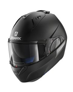 Shark Evo One 2 Blank Helmet Black/Matt/Anthracite