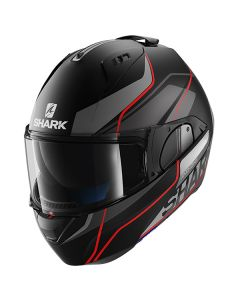 Shark Evo One 2 Krono Helmet Black/Anthracite/Red