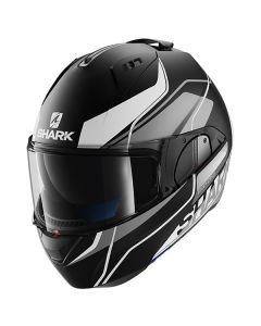 Shark Evo One 2 Krono Helmet Black/Silver/White
