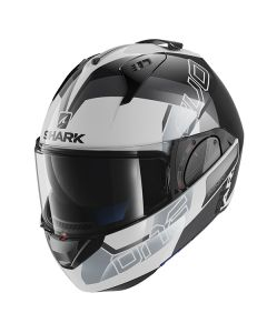 Shark Evo One 2 Slasher Helmet White/Black/Silver