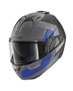 Shark Evo One 2 Slasher Helmet Anthracite/Black/Blue