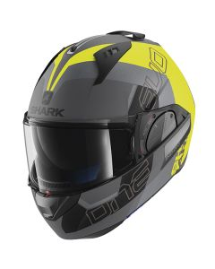 Shark Evo One 2 Slasher Helmet Anthracite/Yellow/Black