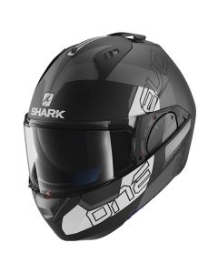 Shark Evo One 2 Slasher Helmet Black/Anthracite/White