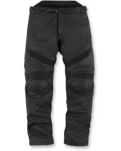 ICON Hypersport Sport-Riding Attack Fit Textile Pants Black