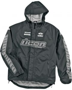 ICON PDX Textile Relaxed Fit Jacket Black